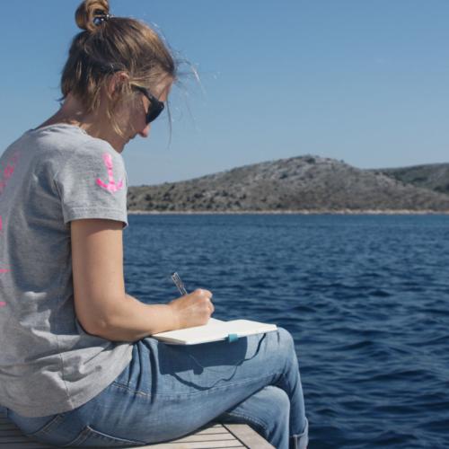 Unternehmerinnen segeln