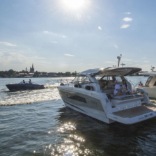 Boot & Fun Inwater Boat Show in Werder
