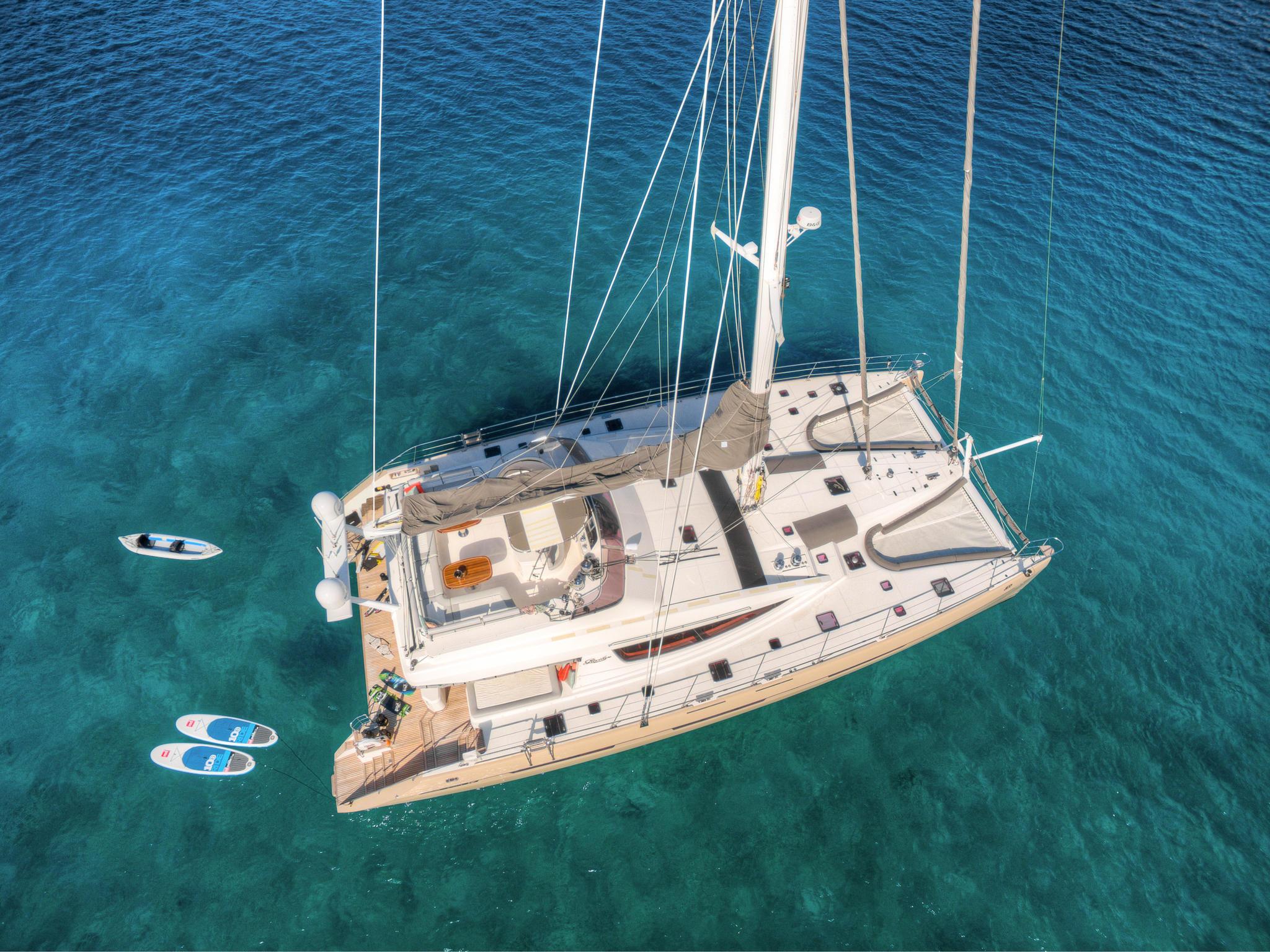 Hanse Yachts Privilège 740