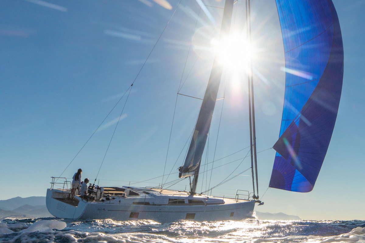 Hanse Yachts 508