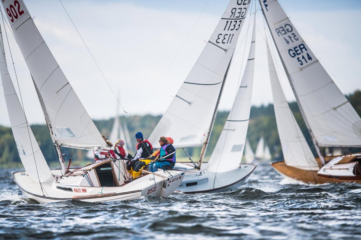 Folkeboot Deutsche Meisterschaft IDM 2019
