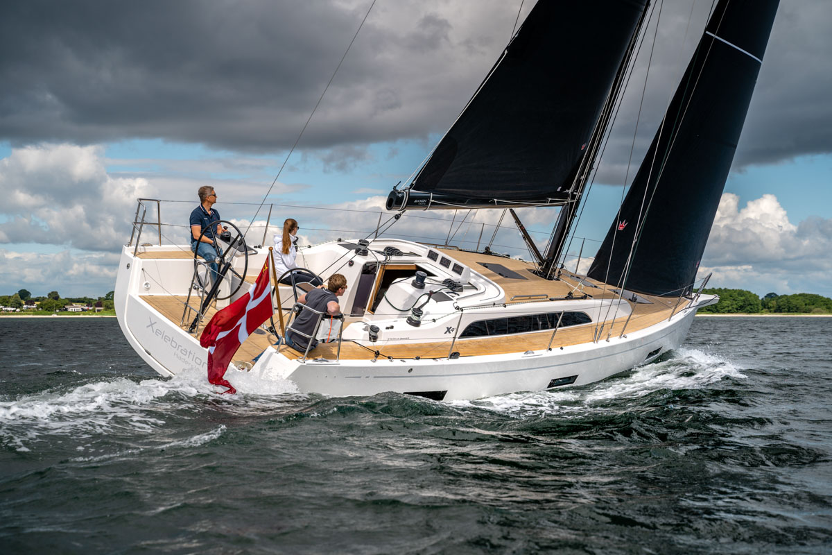 X-Yachts X 4.0