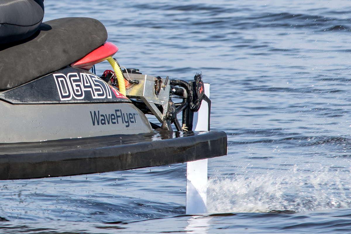 Wave Flyer Electric.Aero