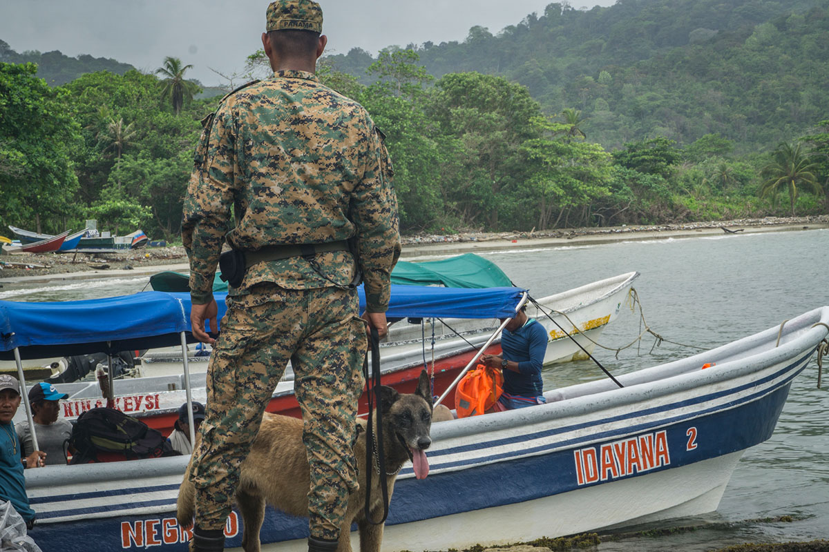 Darien Gap Outthere
