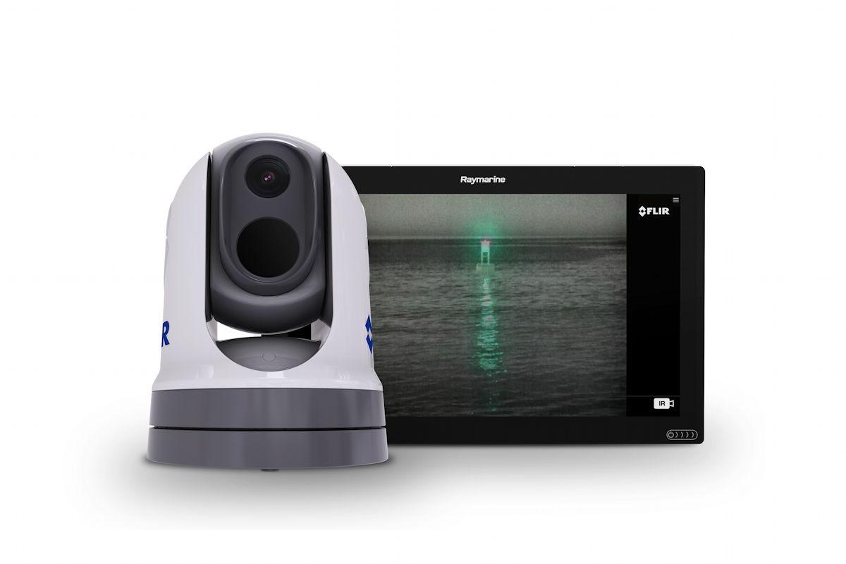 Mit dem optionalen Sensor AR 200 lassen sich zusätzliche Informationen ins Kamerabild einblenden