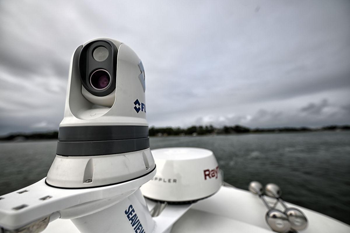 Die Kameraserie M300 von Raymarine