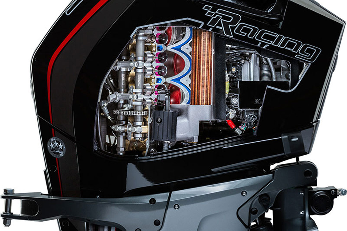 Mercury Racing 450 R