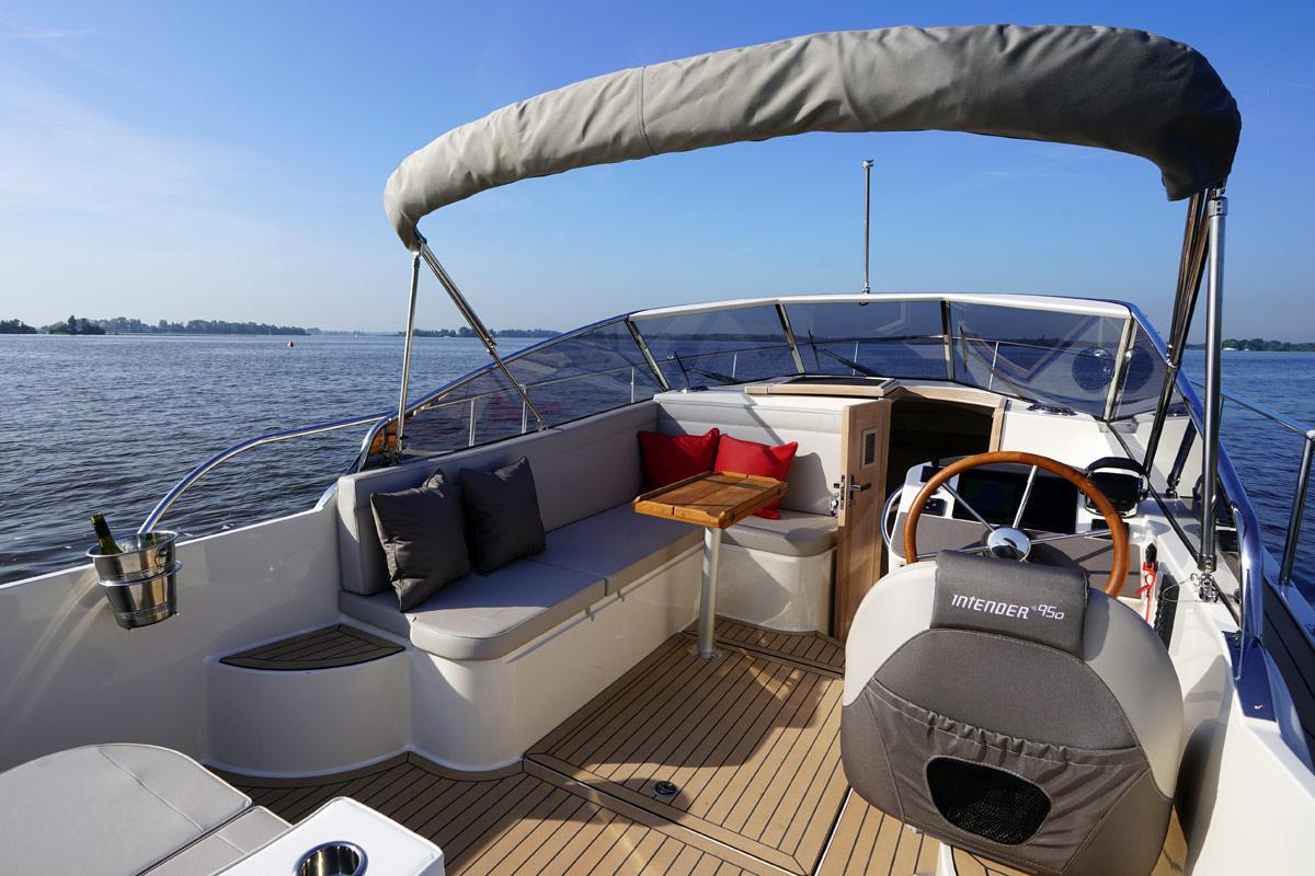 Interboat Intender 950