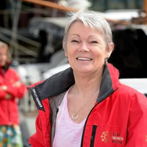 Tracy Edwards Maiden