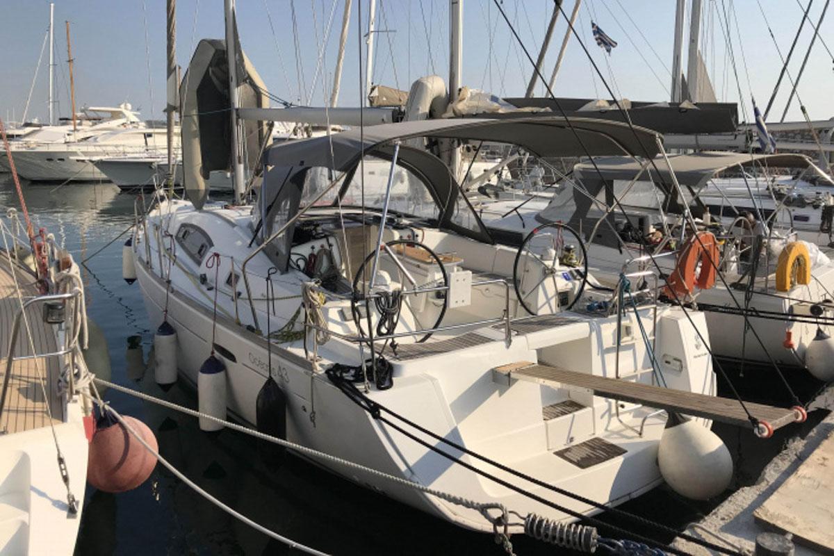 Stolen boats