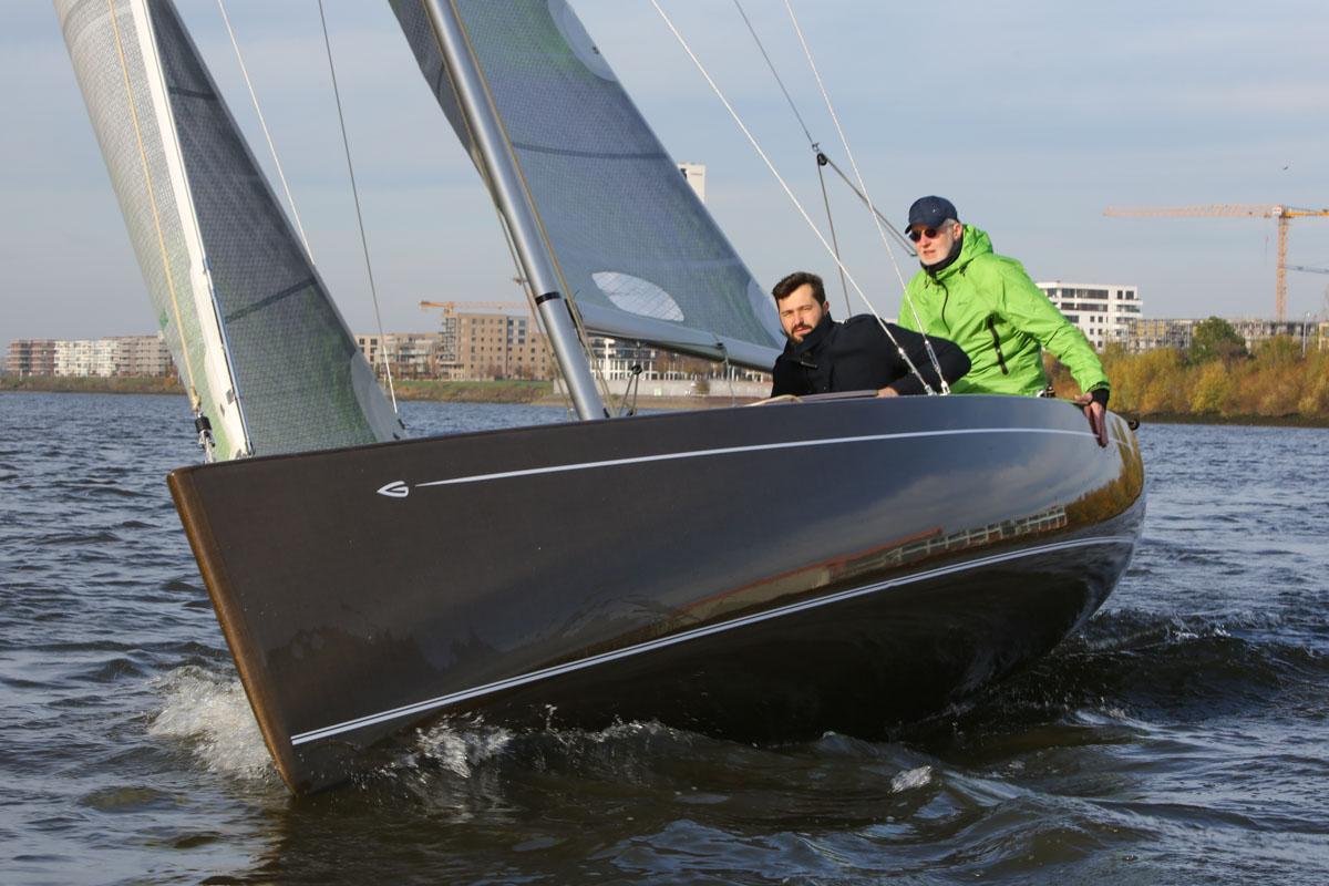 Greenboats Flax 27
