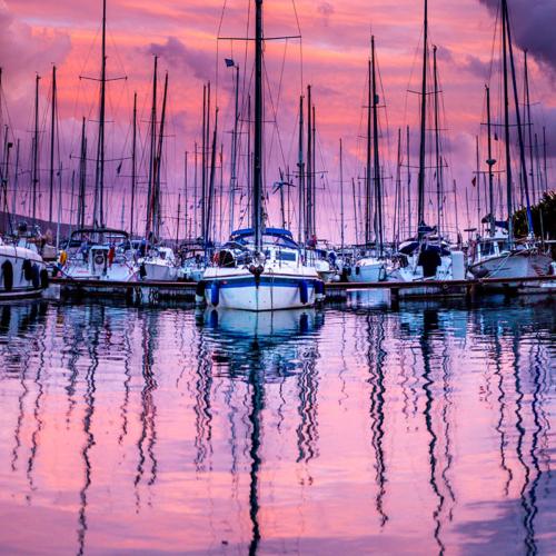 Chartertörn durchs Ionische Meer