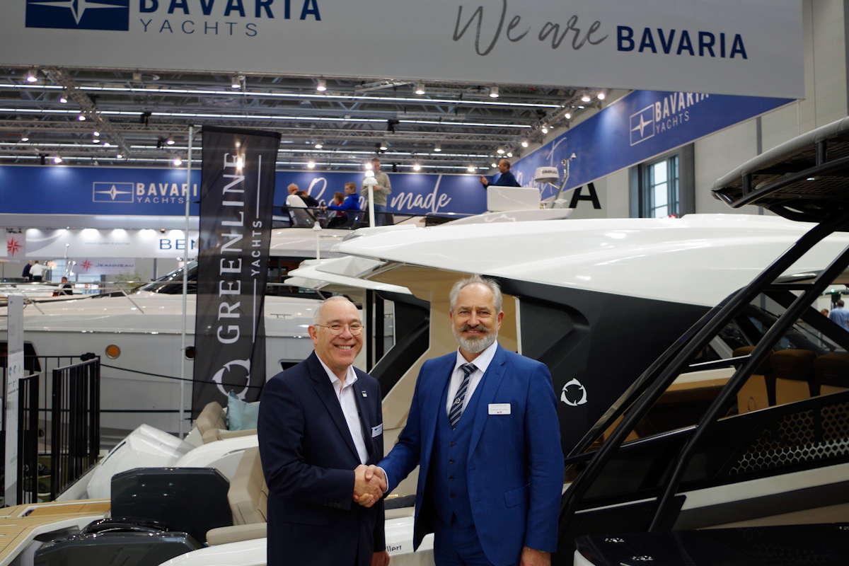Bavaria Yachts Greenline