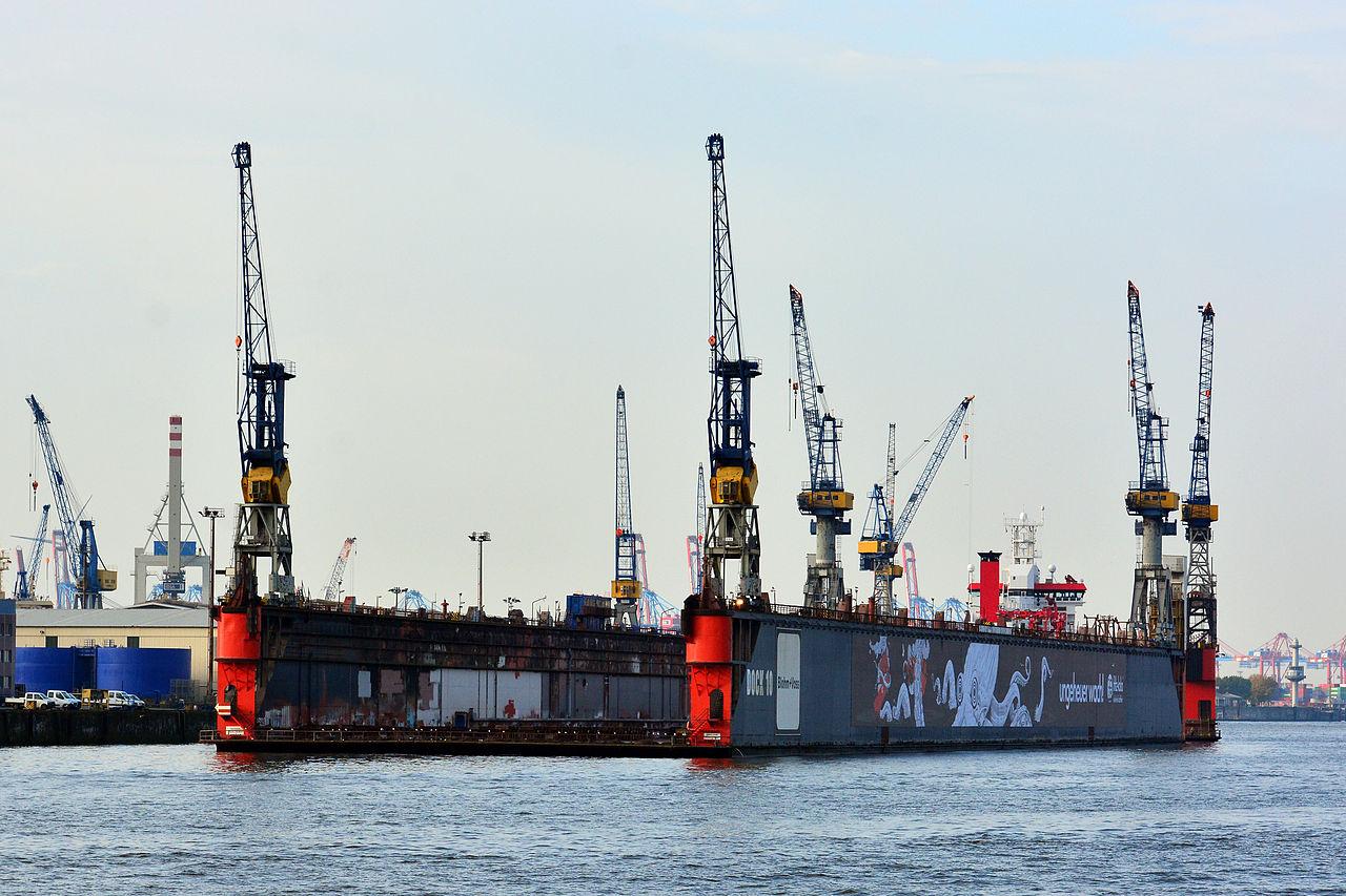 Dock 10 Blohm+Voss