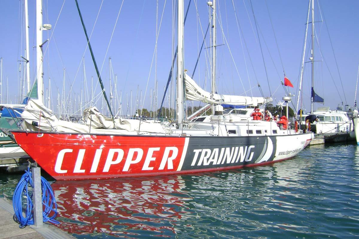 Della Parsons Clipper Race