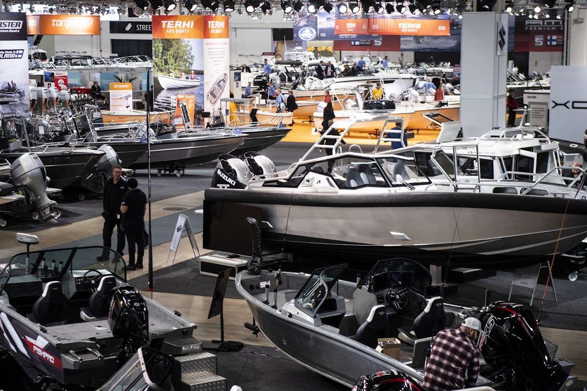 Bootsmesse Helsinki 2020 Vene Bat