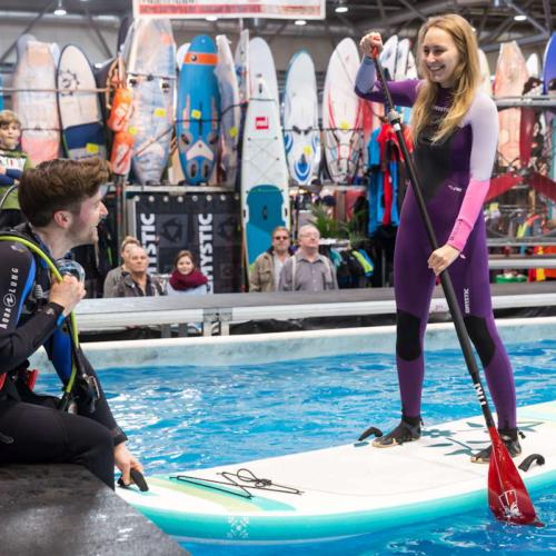 Wassersportmesse Beach & Boat Leipzig