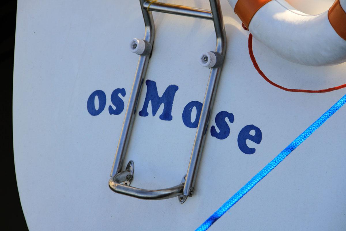 Osmose: Wer einen solchen Namen wählt, kann nur ahnungslos sein – oder fordert das Schicksal heraus