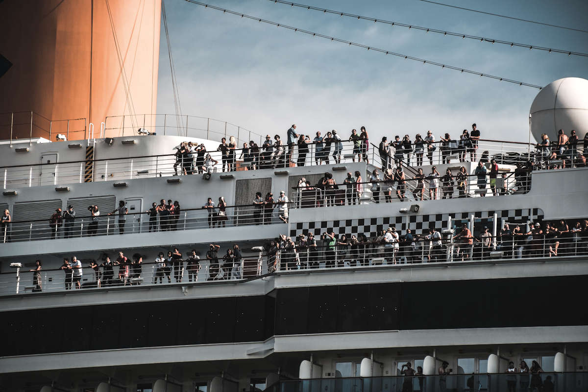 Kreuzschifffahrt