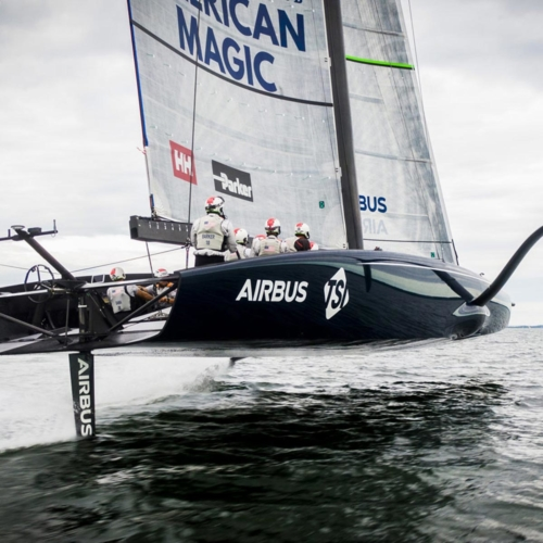America's Cup ACR AC 75 Monohull