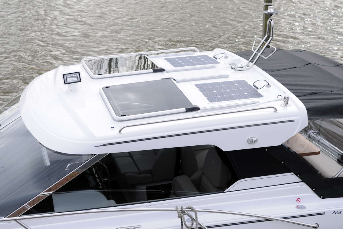 Solarpaneele Aquador 28 HT