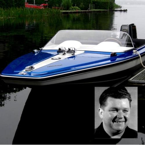 Hans Wax konstruierte im Lauf seines Lebens mindestens zehn Bootstypen, darunter die Sprint © privat