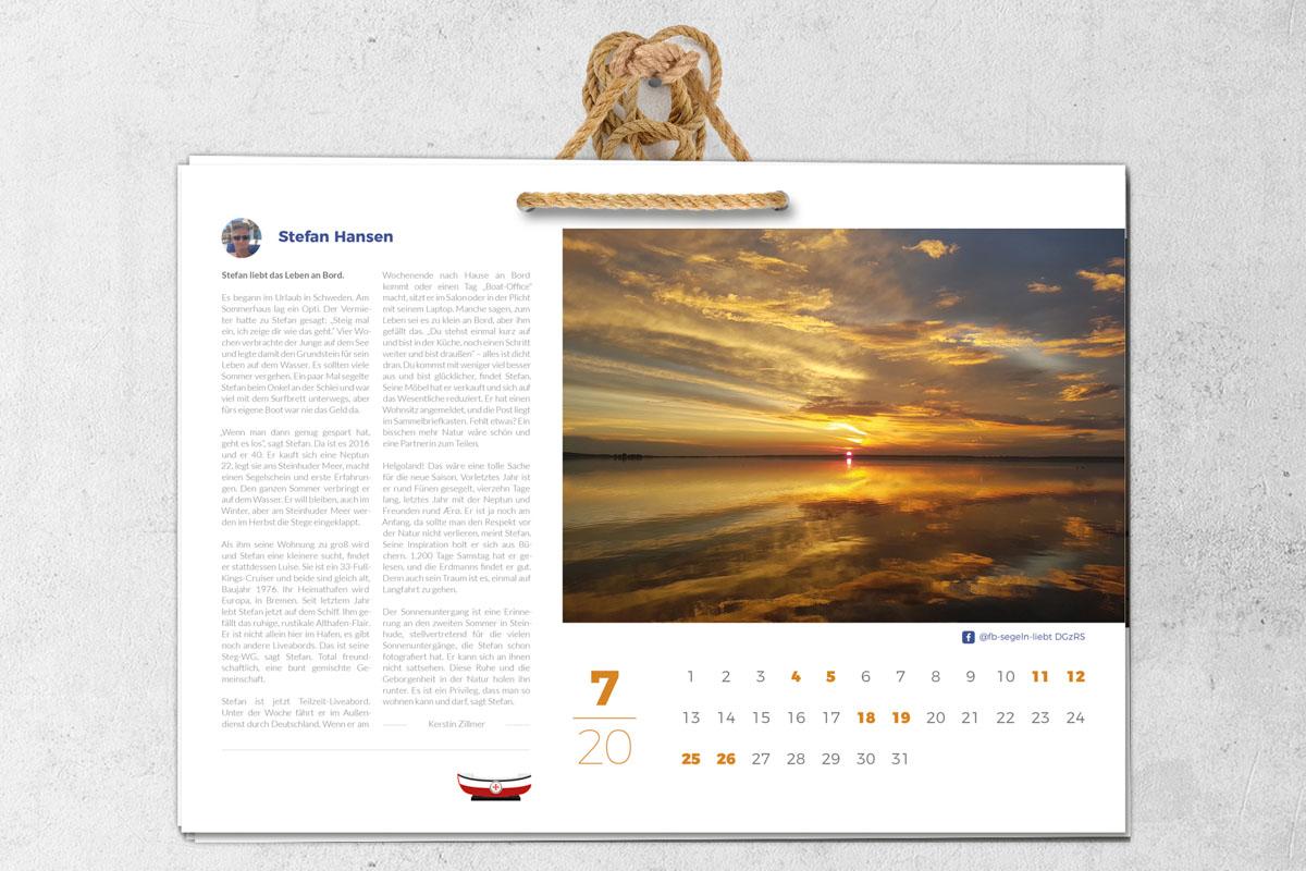 Segelkalender