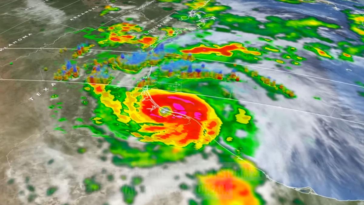 Die Hurricans wüten wieder