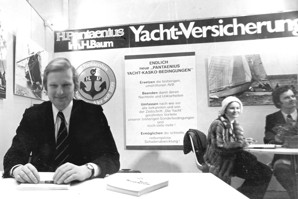 Harald Baum, Pantaenius