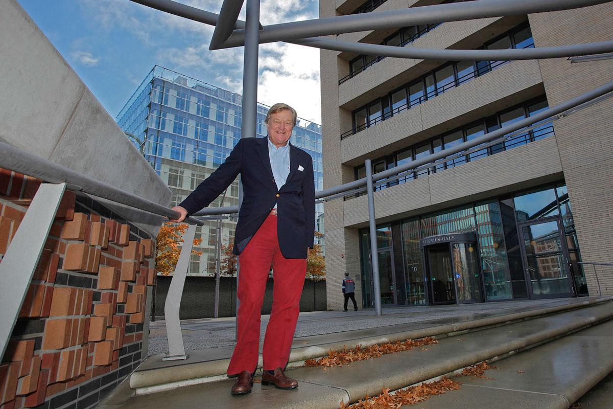 Harald Baum wird 80