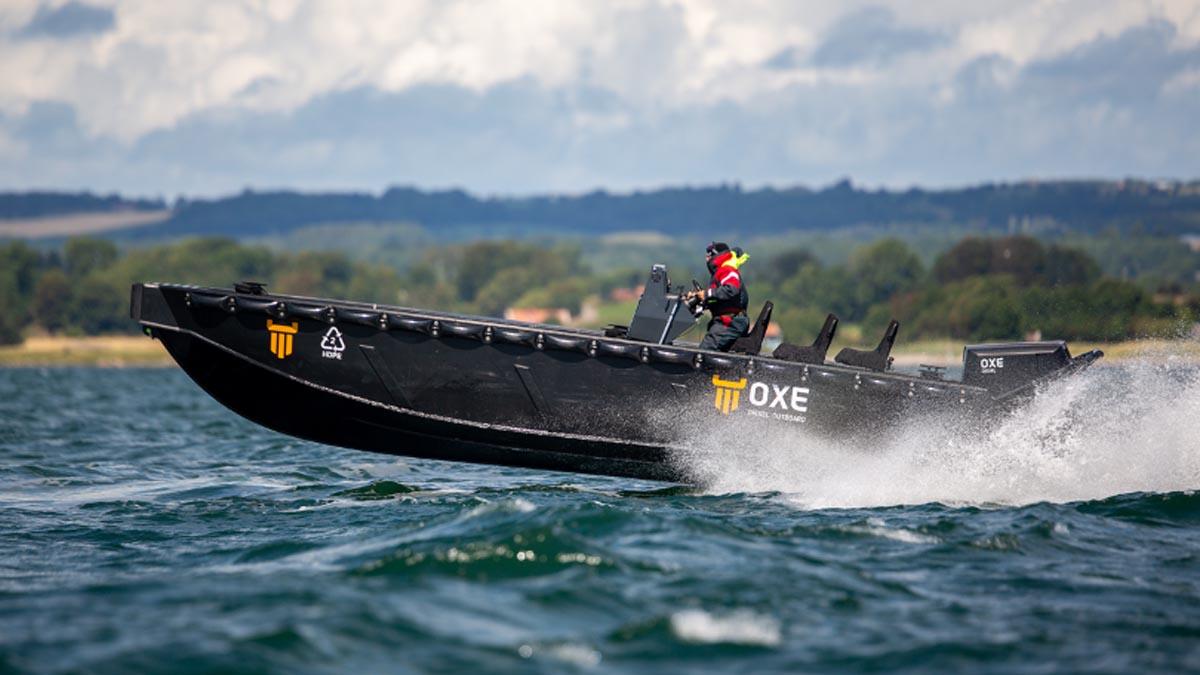 Diesel-Außenbordmotoren von Oxe und BMW © Daniel Stenholm