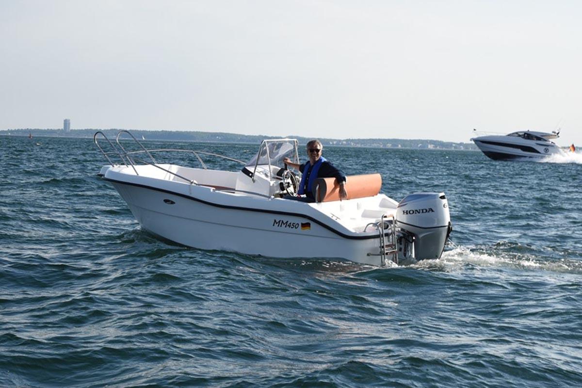 Ocean Bay 450 Open