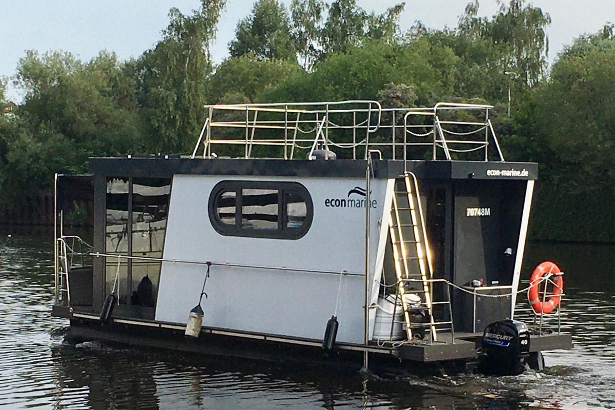 Hausboot Econ Marine Riverloft