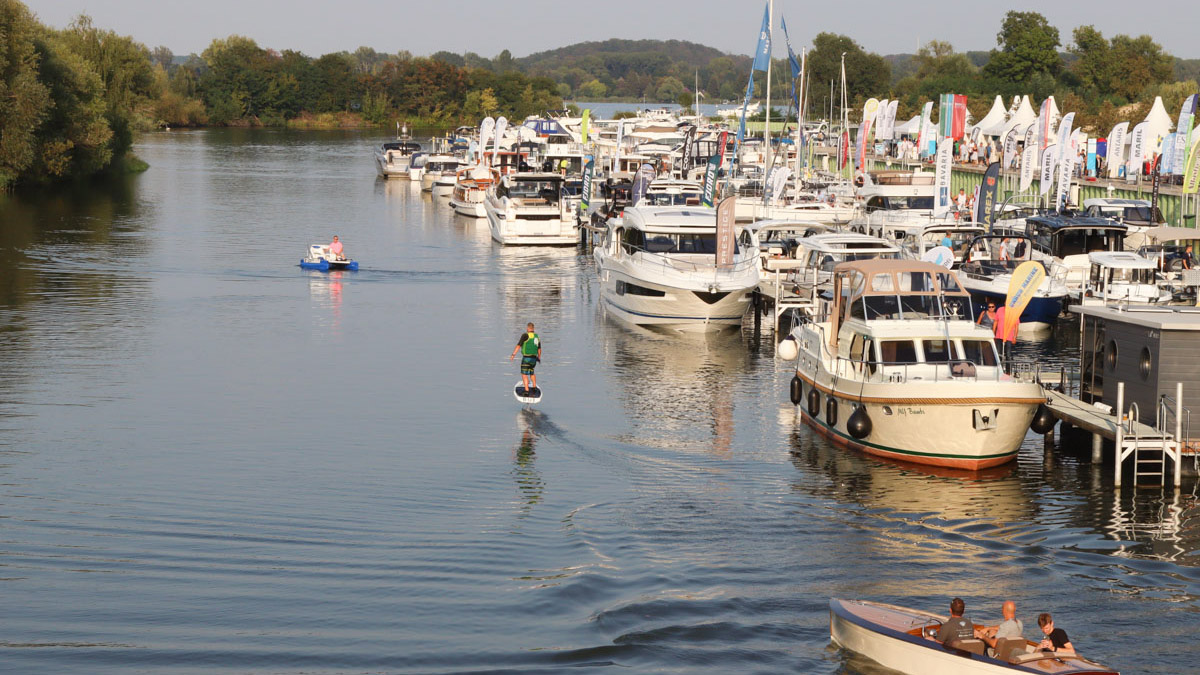 Boot und Fun Inwater