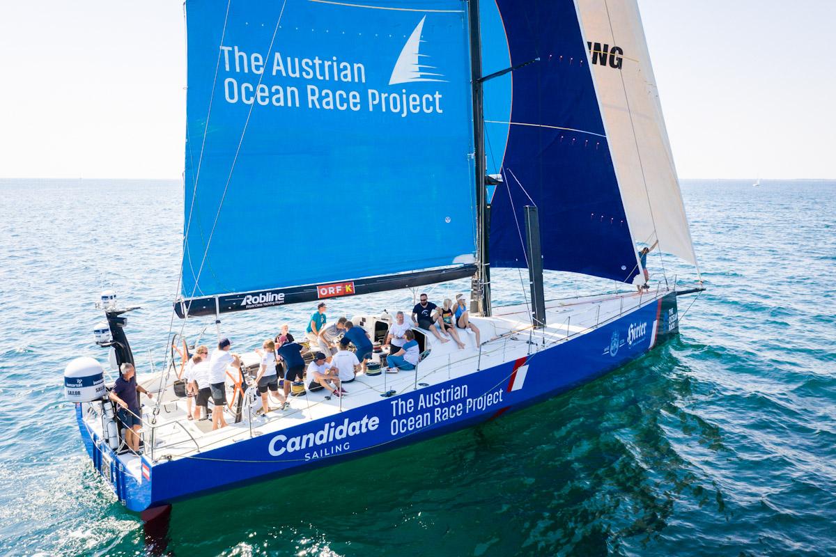 Austrian Race Project Sisi Ocean Race
