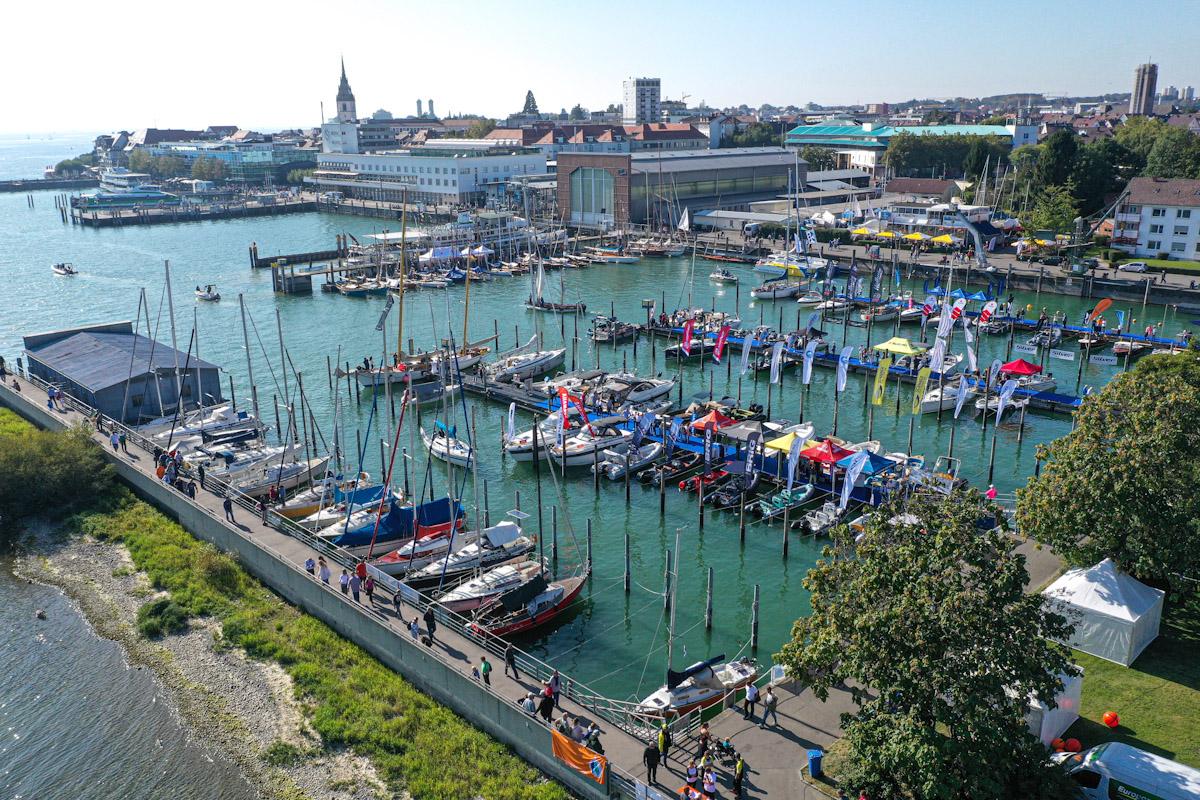 Interboot Hafen