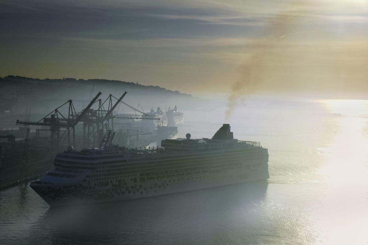 CO2 Emissionen Schifffahrt