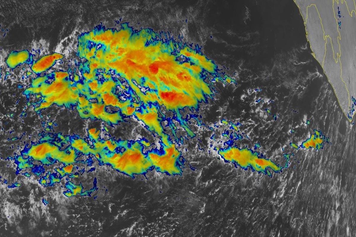 Regatta-Wetter: ITC und Passatwindzone bei der Vendee Globe 2020