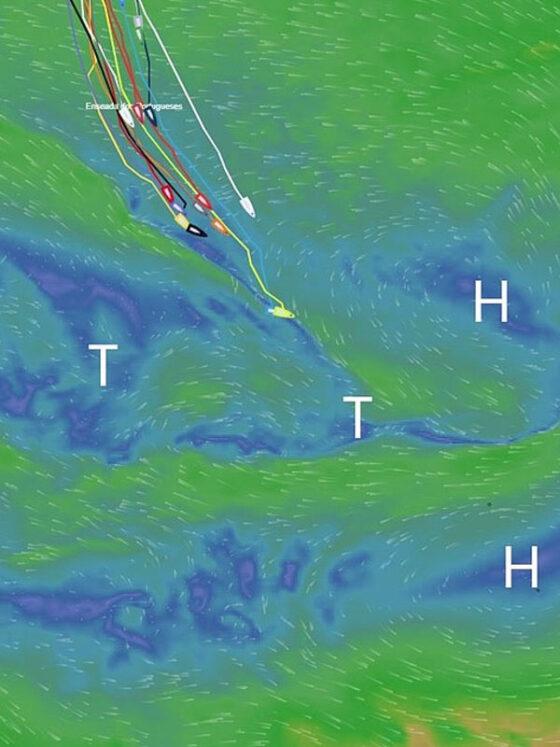 Vendée Globe Wetter: Auf in die Roaring Forties!