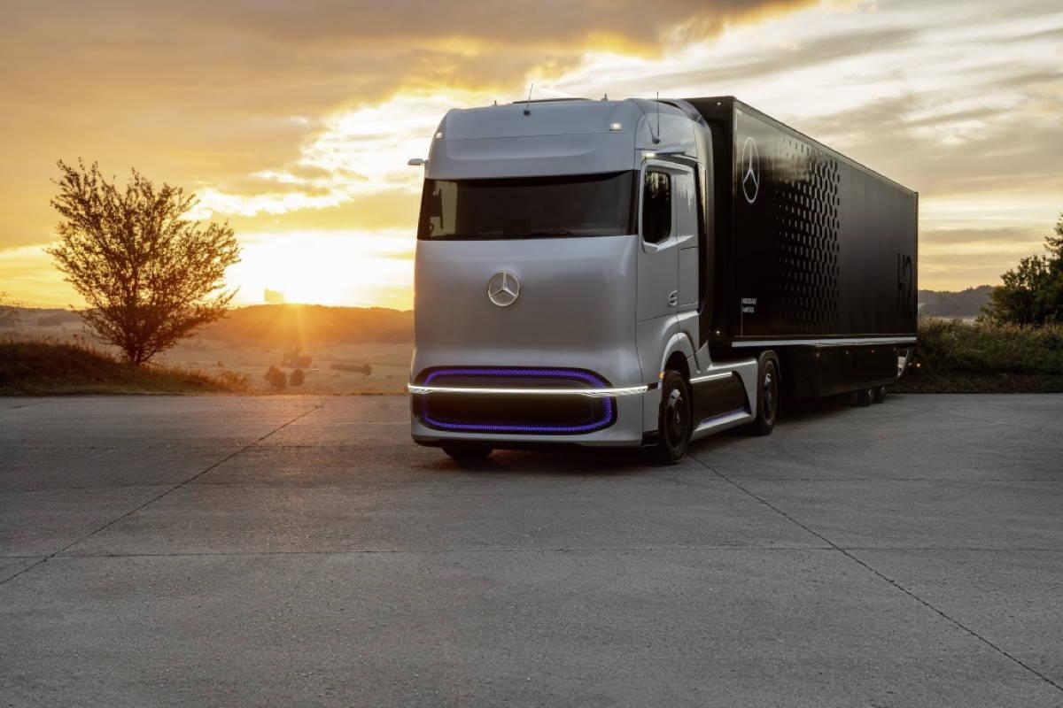 GenH2 Truck Daimler