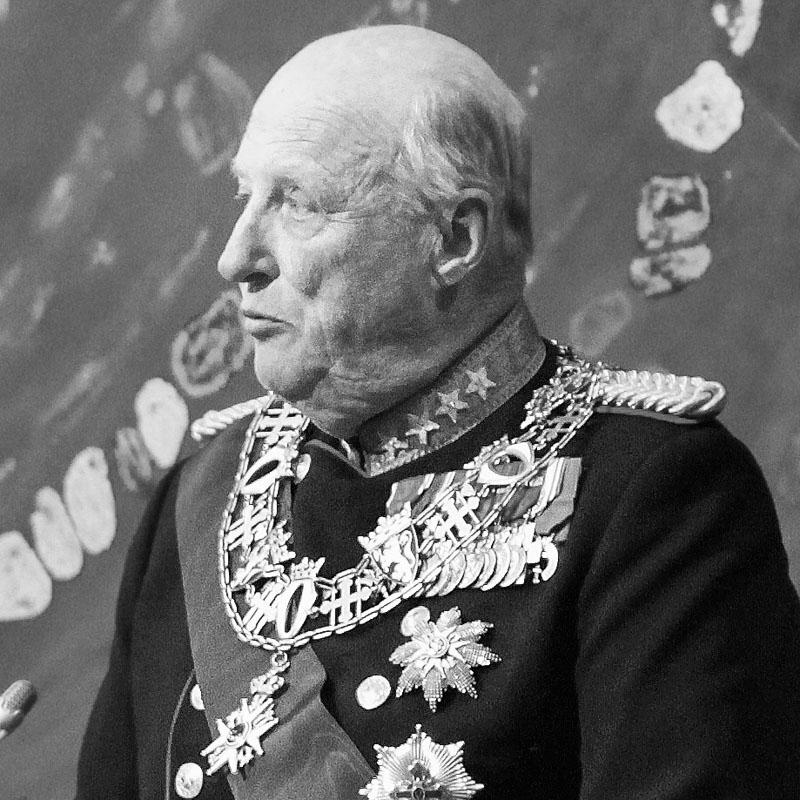 Harald von Norwegen