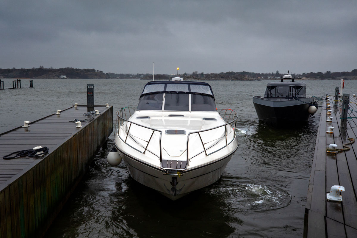 Volvo Penta Assisted Docking