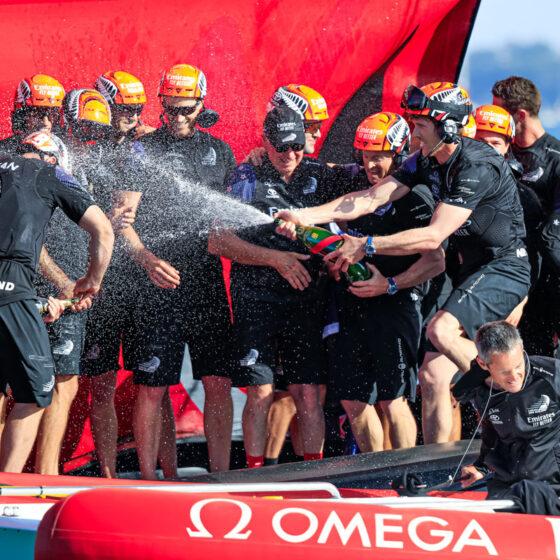America's Cup bleibt in Neuseeland