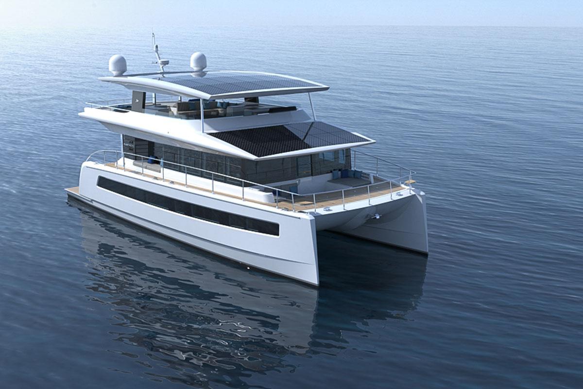 Silent Yacht 62