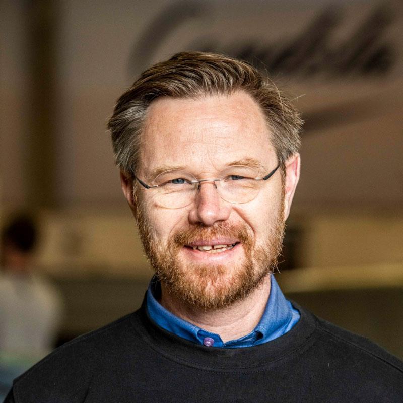 Gustav Hasselskog von Candela