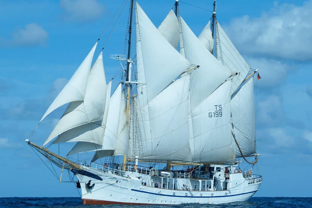 Segelschulschiff Großherzogin Elisabeth