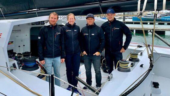 Offshore Team Germany geht ins Rennen