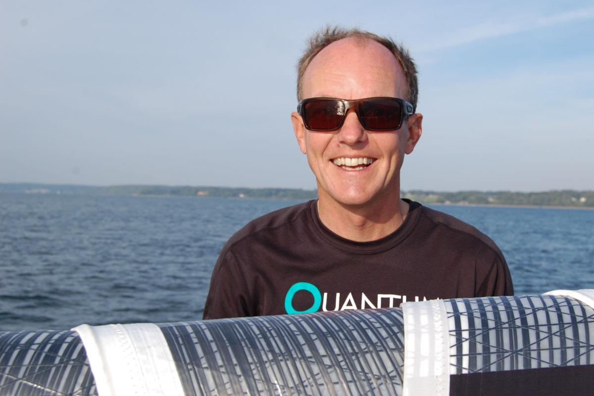 Quantum Sails Sven Krause Code Zero