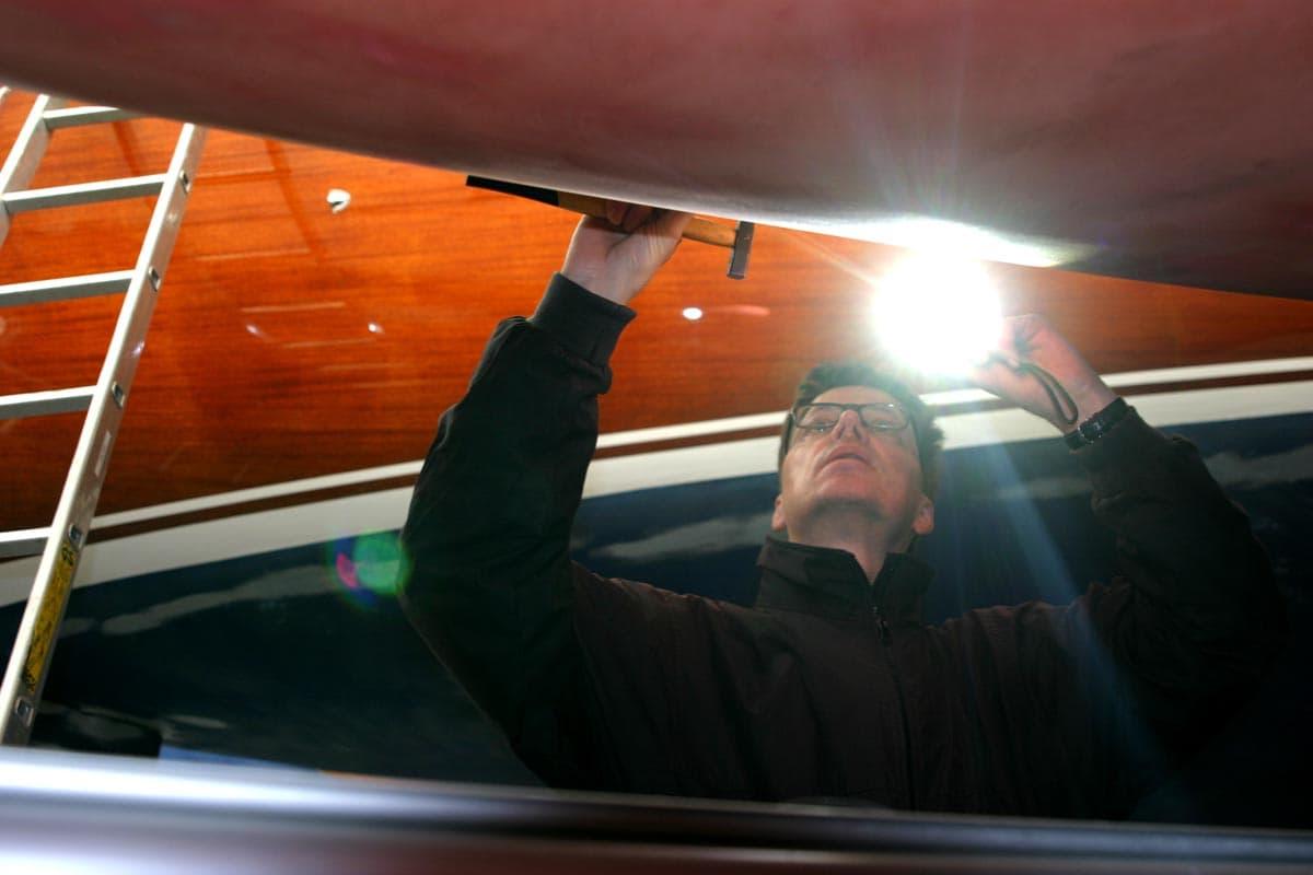Yachtverstand Jens Böckmann aus Hamburg