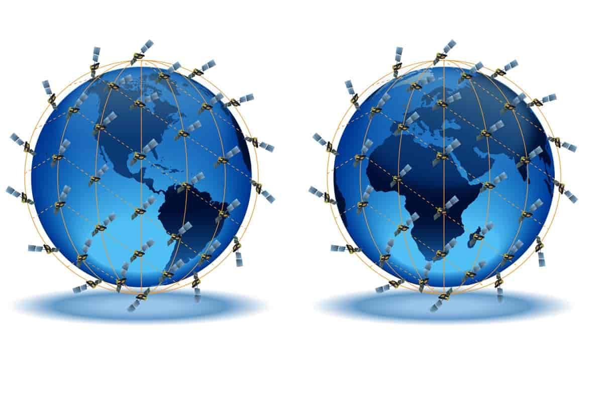 Das Satelliten-Netz von Iridium bietet weltweiten Telefonempfang